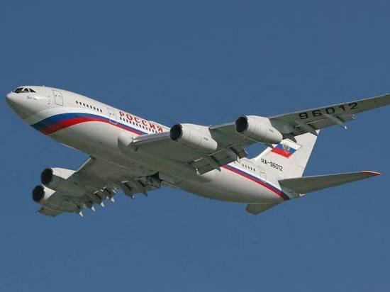 Самолёт Путина взят под наблюдение авиацией НАТО