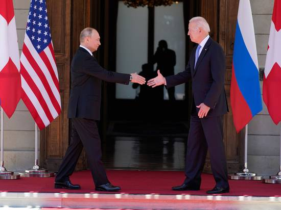Байдена раскритиковали за встречу с Путиным: «Хороший день для России»