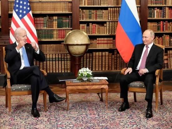 Директор ИМЭМО оценил саммит Путин-Байден: «Огромный прогресс»