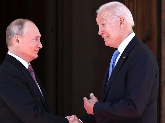 Медсправка Байдена, сюрпризы Путина: за кулисами женевского саммита было жарко
