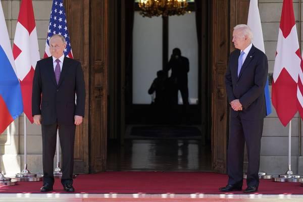 Найдено объяснение украинскому «вакууму» на саммите Путина и Байдена