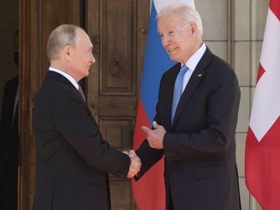 Отказ Байдена от совместной пресс-конференции с Путиным объяснили особенностью американцев