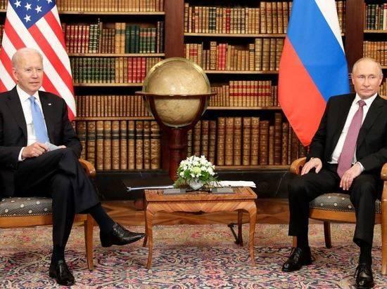 Путин рассказал, что Байден не приглашал его в США