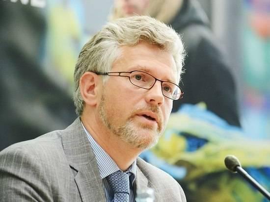 В России прокомментировали скандал с украинским послом в ФРГ