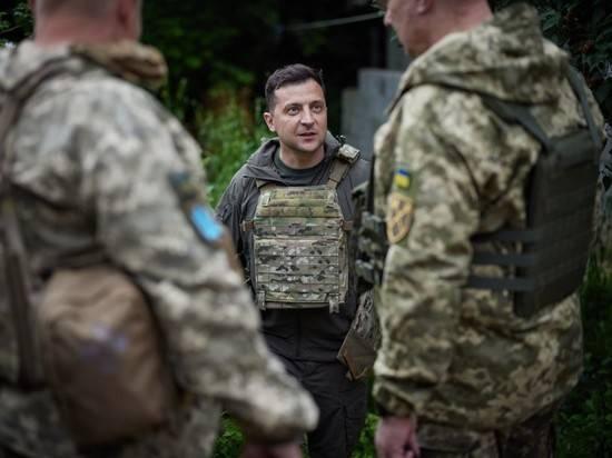 Зеленский обратился c призывом к Путину на русском языке из-за Донбасса