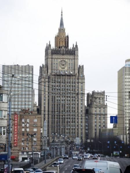 Белорусский МИД проинформировал Москву о ситуации с задержанными россиянами