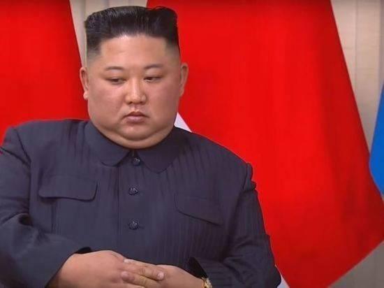 """Ким Чен Ын высказался об отношениях с США: """"Готовы к диалогу или конфронтации"""""""