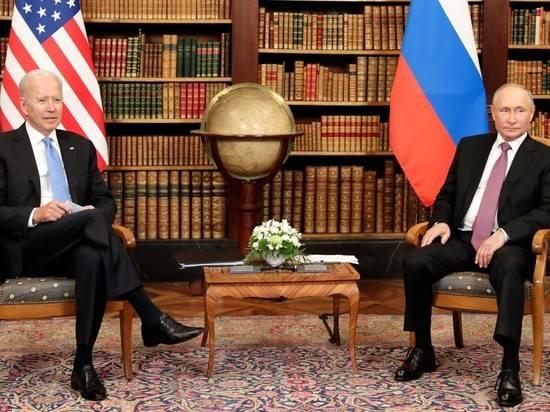 Почему стал возможен саммит в Женеве и о чем Байден никогда не скажет