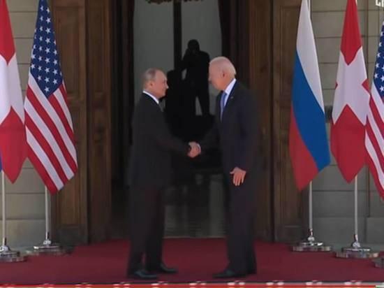 """В Чехии раскритиковали Байдена за """"легитимизацию зла"""" встречей с Путиным"""