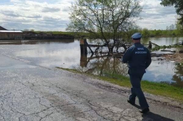 В восьми районах Забайкалья ввели режим ЧС из-за паводков