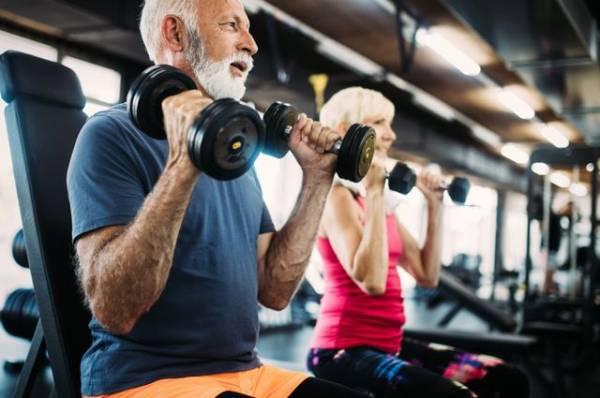 Какая физическая нагрузка нужна пожилым людям?