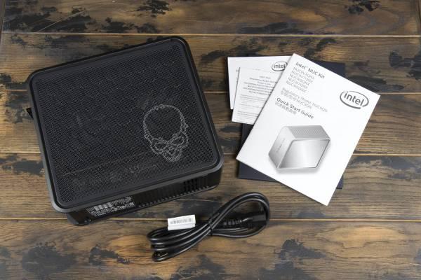 Обзор компактного игрового мини-ПК Intel NUC 9 Extreme Kit