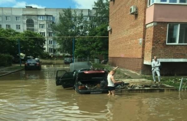 МЧС предупредило о новых сильных дождях на территории Крыма