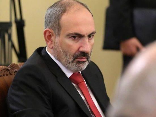 """Пашинян сообщил о """"стальной революции"""" в Армении после парламентских выборов"""