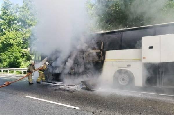 Уголовное дело возбуждено на Кубани по факту ДТП с автобусами с детьми