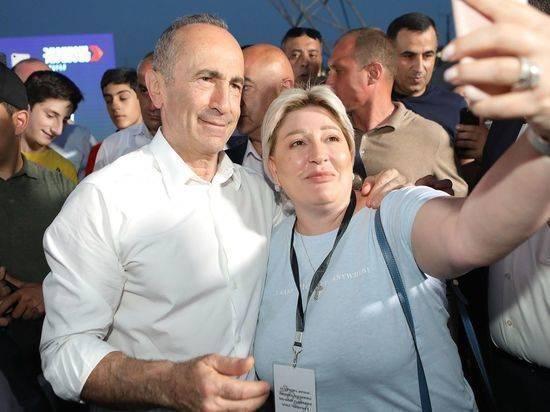 Кочарян решил обратиться в Конституционный суд из-за нарушений на выборах