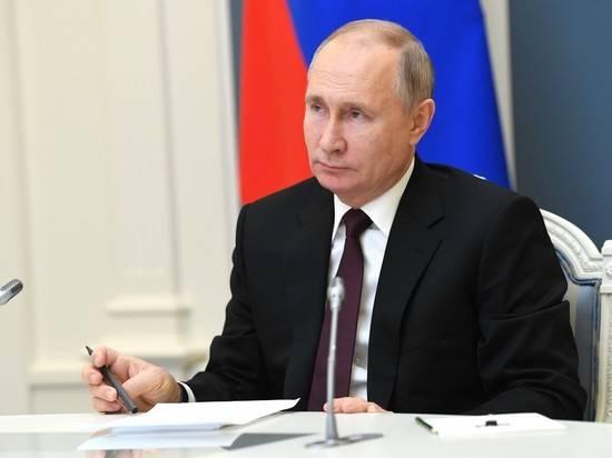 Кремль опубликовал статью Путина к 80-летию начала Великой Отечественной
