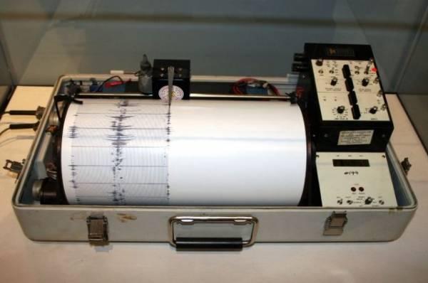 У берегов Греции и Турции зафиксированы подземные толчки магнитудой 5,9