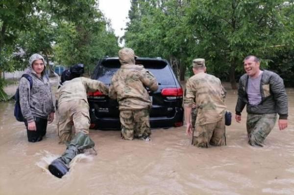На ремонт дорог Крыма после наводнения потребуется 5,5 млрд рублей