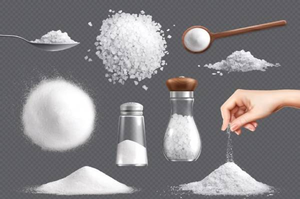 Необходимая соль. Как ее правильно дозировать в рационе?