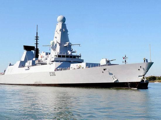 Военный эксперт оценил черноморский инцидент с эсминцем: «Типично английская провокация»