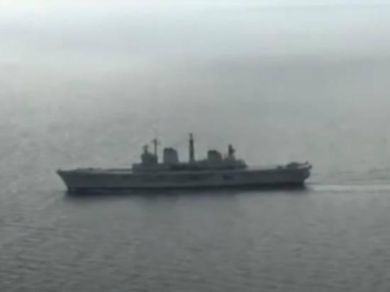 Журналист BBC заявил, что британский эсминец специально нарушил российские границы