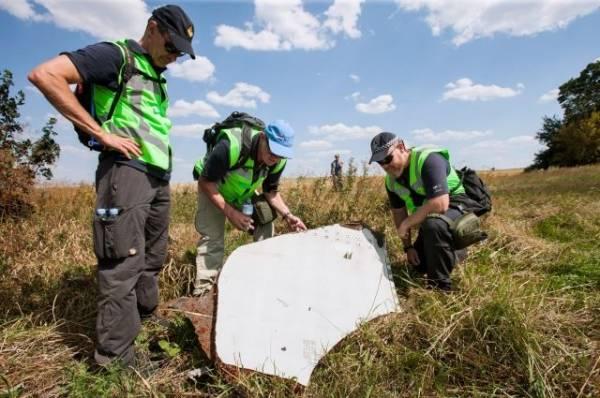 К делу MH17 не будут приобщать документы США о снимках с пуском ракеты