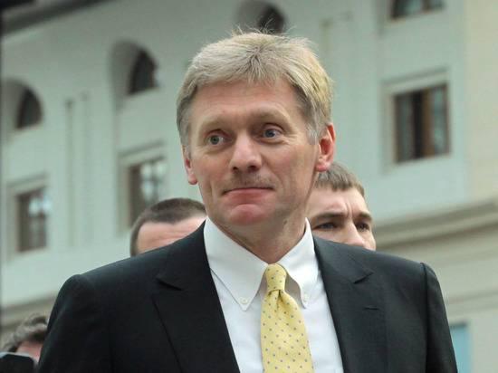 Песков прокомментировал слова Рябкова о «бомбежке» в случае нарушения границ