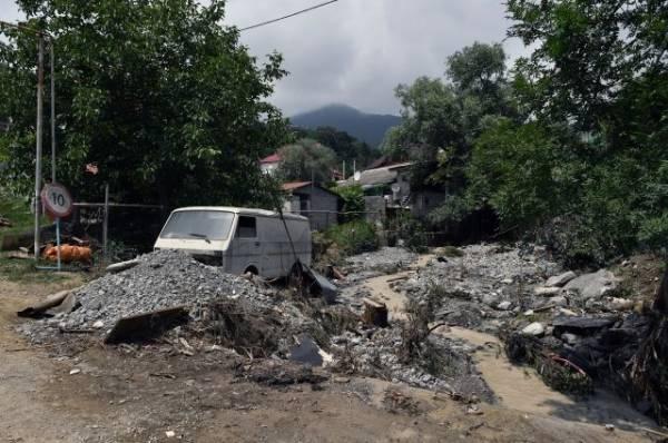 Власти Крыма оценили ущерб от подтоплений в 171 млн рублей