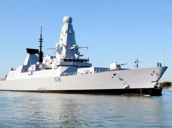 Командованию о проходе эсминца у РФ сообщили за два дня до инцидента