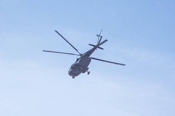 Причиной крушения Ми-8 Росгвардии в Ленобласти мог стать отказ двигателя
