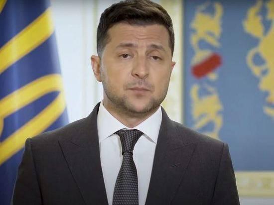 Зеленский заявил о возможности референдума по разрыву связей с Донбассом