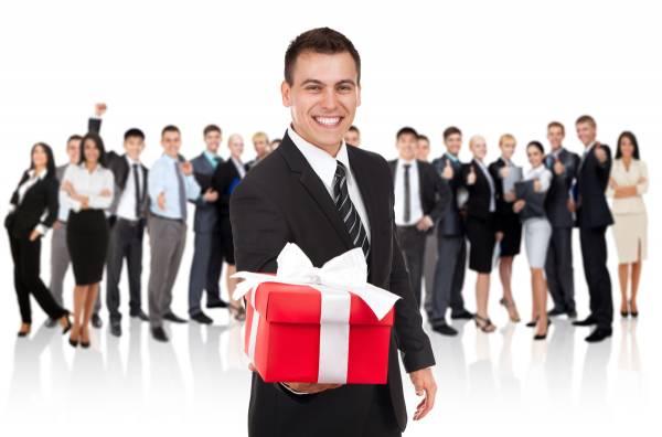Что подарить шефу от коллектива?