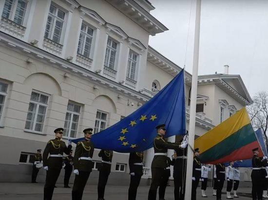 В Литве разрешили массовое задержание проникающих из Белоруссии мигрантов