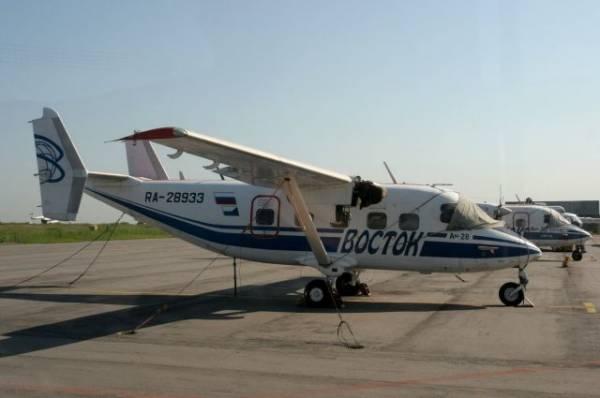 Пассажирский самолет пропал с радаров в Томской области