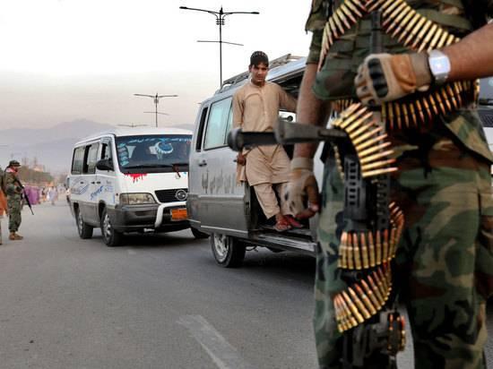 Захваченная техника США сделала талибов мощнейшей силой региона