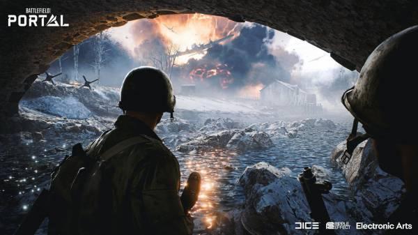 Electronic Arts показала режим Portal из Battlefield 2042 — первые детали