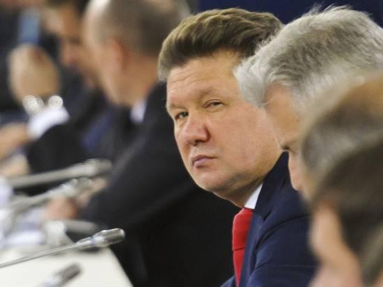 """""""Газпром"""" сообщил о согласии на продолжение транзита газа через Украину"""