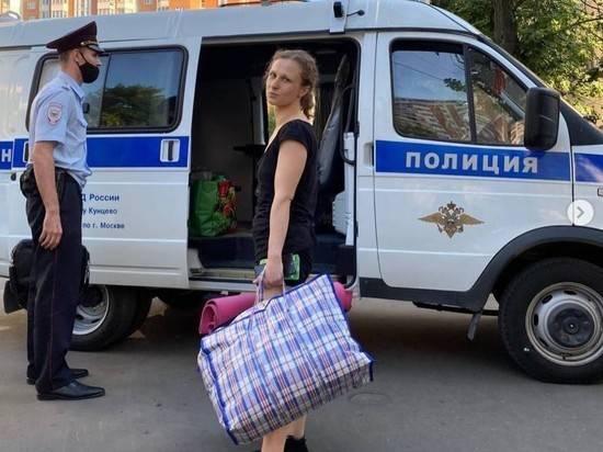Мария Алехина из Pussy Riot отказалась уезжать из России