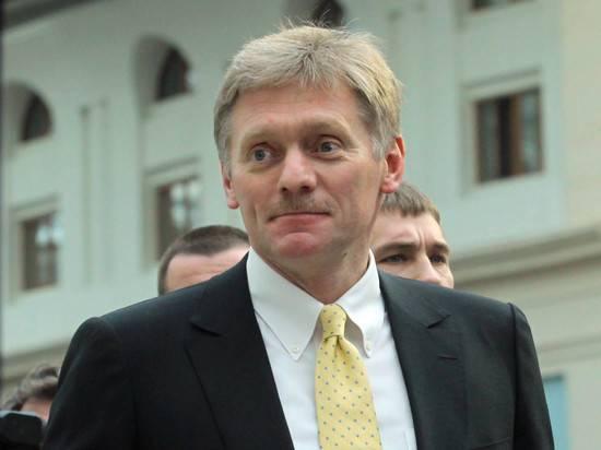 Песков ответил поговоркой на планы ФРГ по транзиту газа через Украину