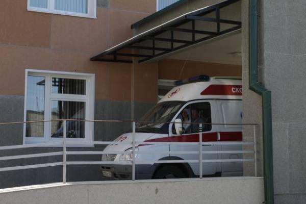 Под Анапой иномарка вылетела на тротуар, пострадали шесть человек