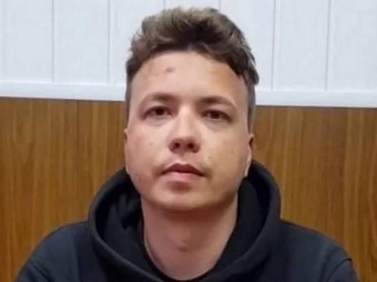 Протасевич: настоящими организаторами протестов были владельцы телеграм-каналов