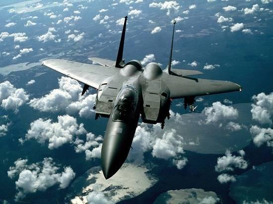 Самолеты израильской армии атаковали аэродром в сирийской провинции