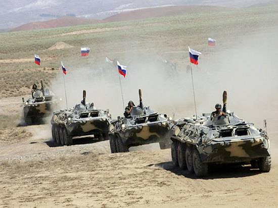 Талибы испугались учений России у границ Афганистана