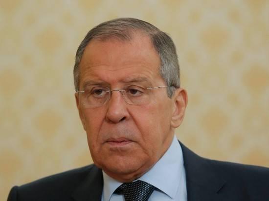 Лавров прокомментировал реакцию Запада на нарушение прав человека на Украине