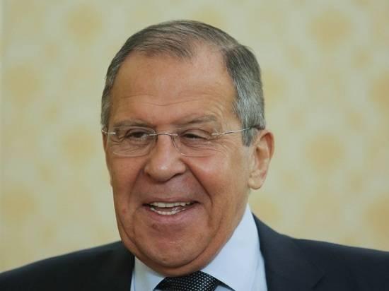 Лавров рассказал, почему Запад не любит Россию
