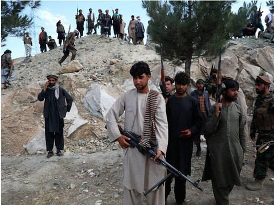 «Народ в отчаянии»: афганцы описали наступление «Талибана» изнутри