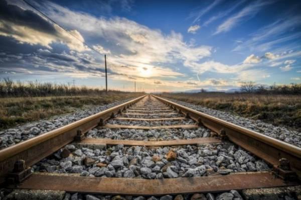 В Забайкалье рухнул железнодорожный мост