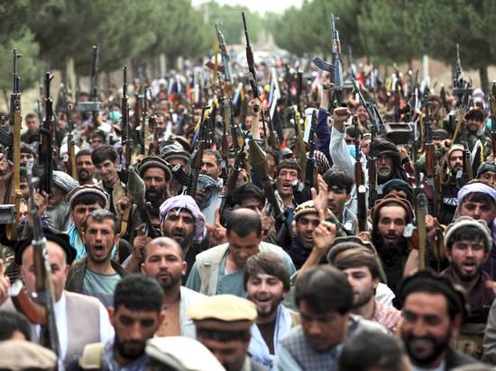 Страны Запада призвали «Талибан» прекратить наступление в Афганистане