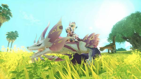 Время молодых: Обзор Monster Hunter Stories 2: Wings of Ruin